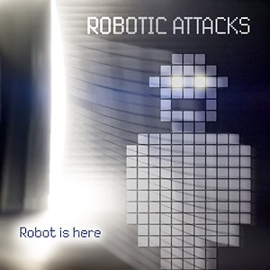 robot is here
